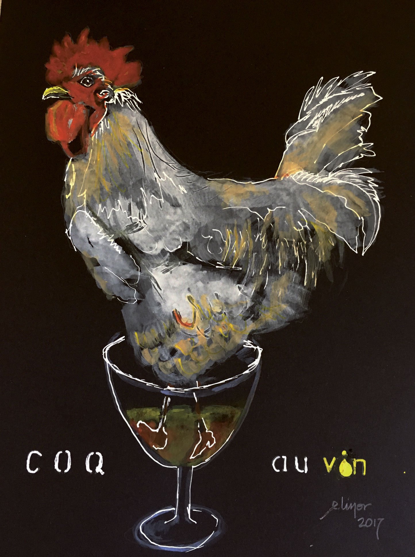 Coq-au-vin