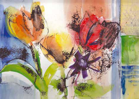 Fröknarna-Blom